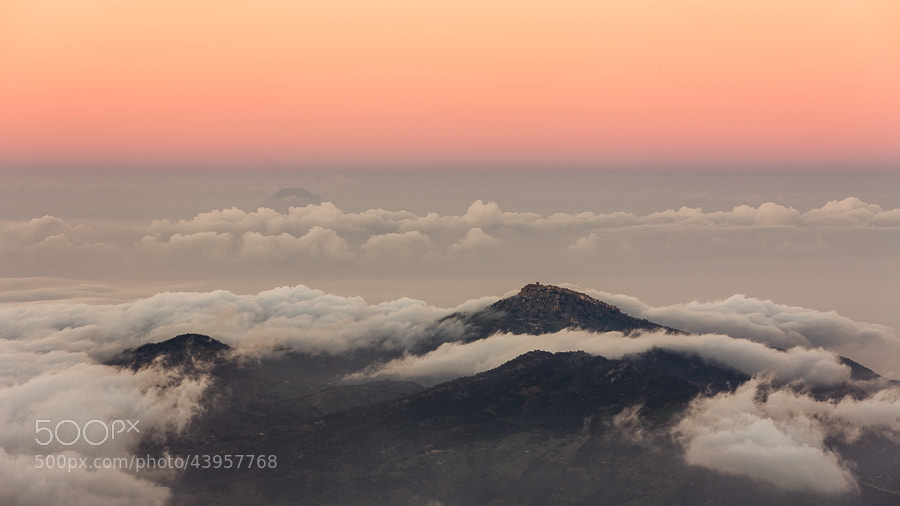 """<a href=""""http://www.hanskrusephotography.com/Landscapes/Landscapes-around-the-World/i-56jJV4r/A"""">See a larger version here</a>  This photo was taken during a trip to Sicily in January/Febaruay 2013."""
