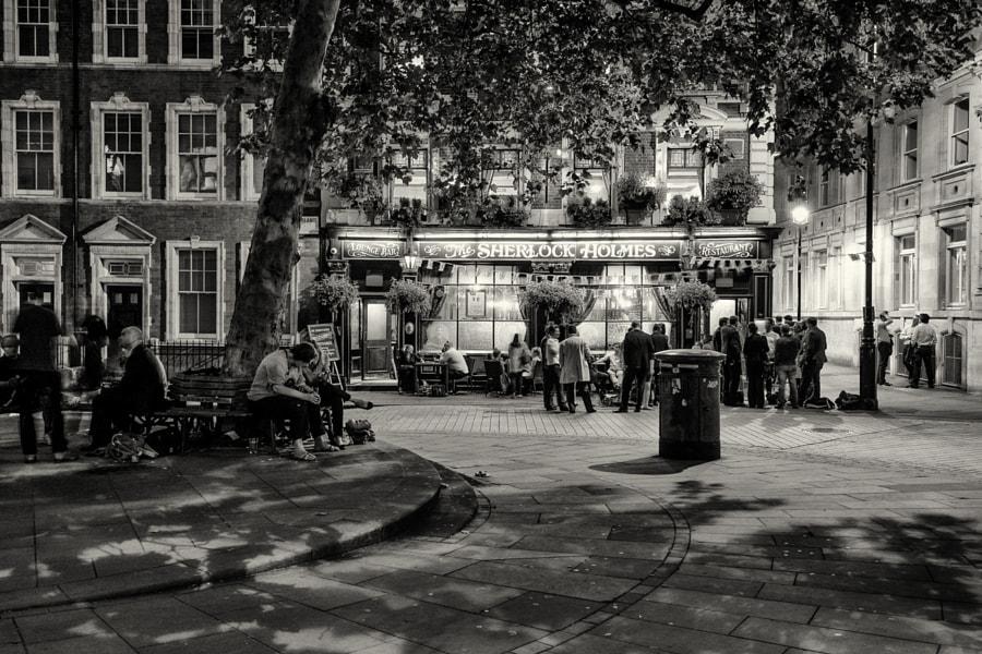 Pub Life (aka drinking on a school night)