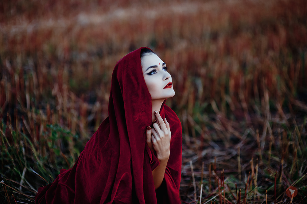 Photograph In red by Serg Tisso on 500px