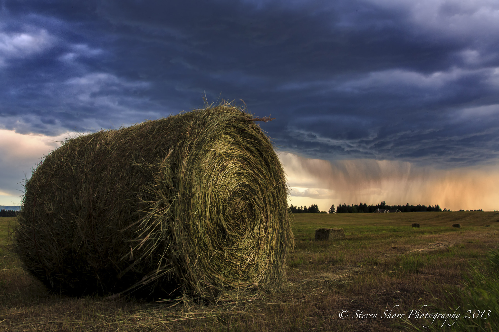 Photograph A Storm's a Comin' by Steven  Shorr on 500px