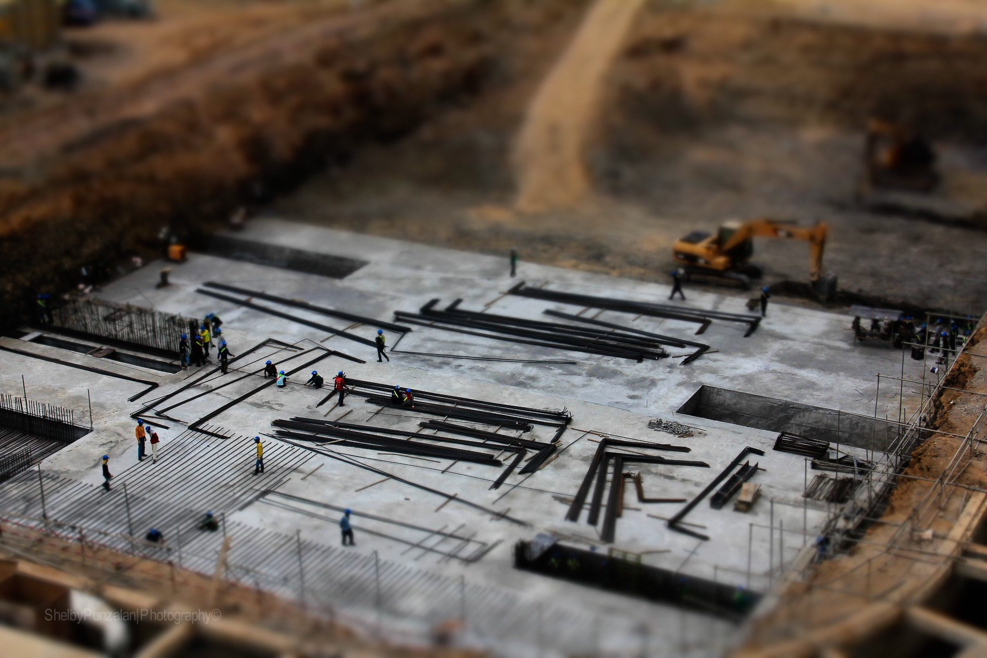 Photograph Under Construction by Shelby Punzalan on 500px