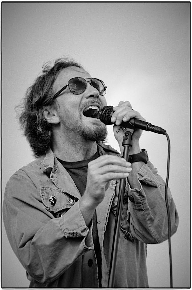 Photograph Eddie Vedder at PJ20 by Kyle Matteson on 500px