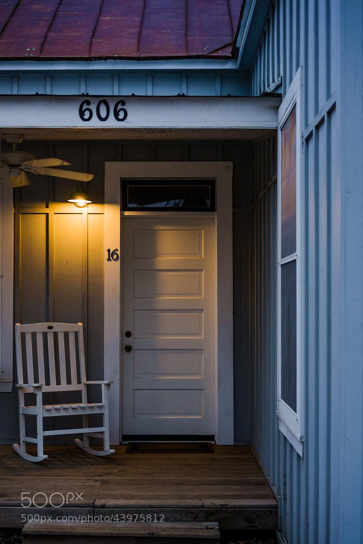 Photograph Small Porch by Erik Pronske on 500px