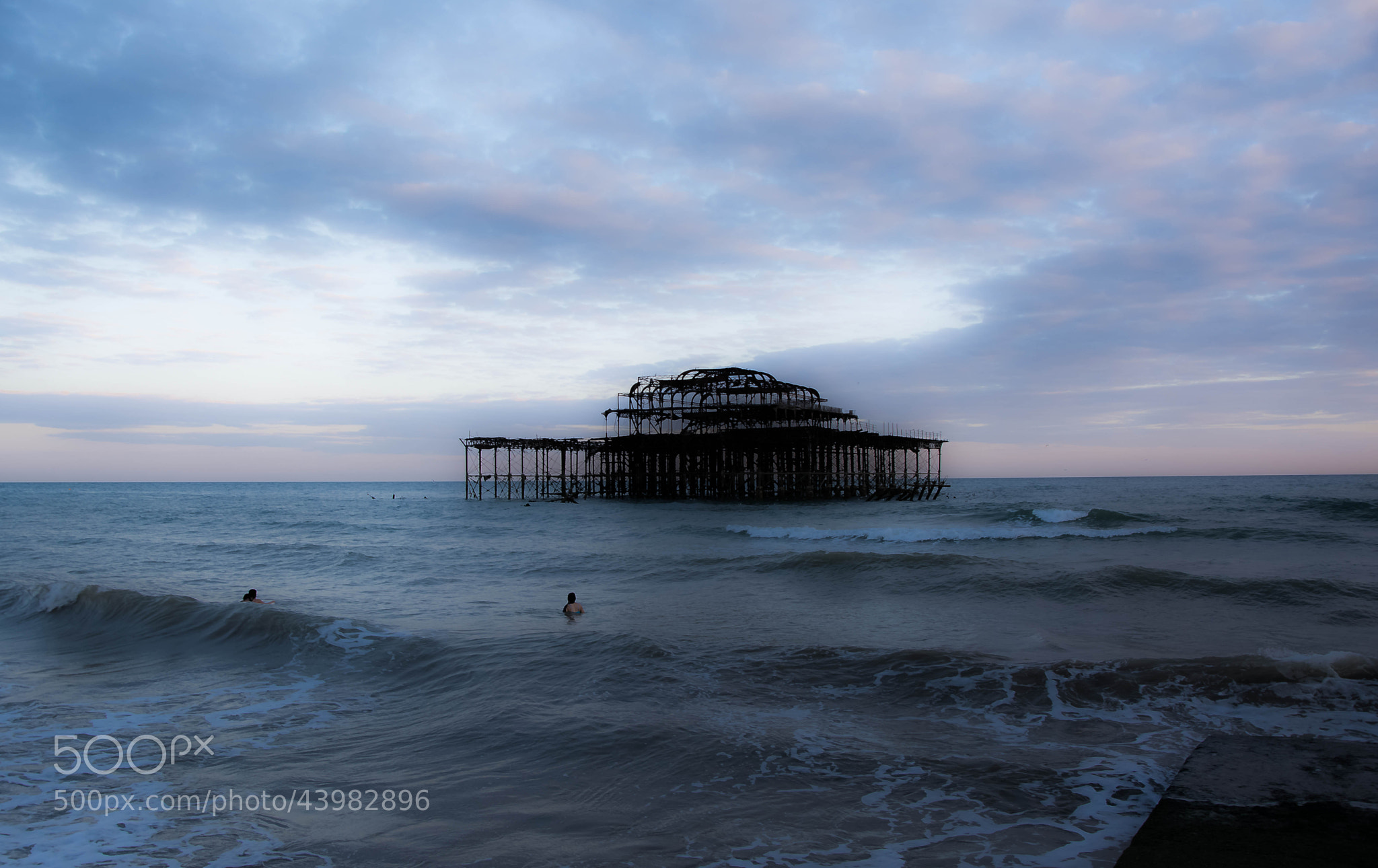 Photograph Bright and Breezy - Brighton Beach by julian john on 500px