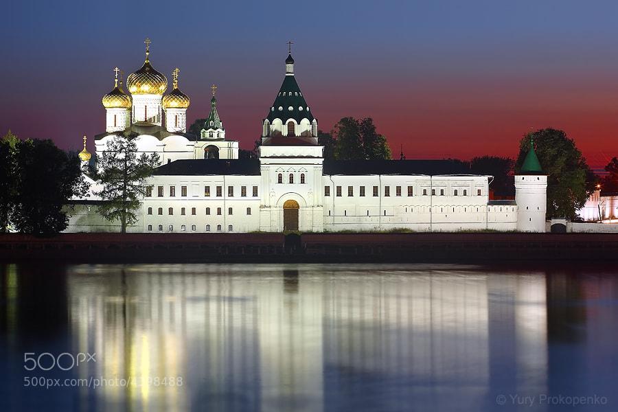 Photograph Kostroma, Russia by Yury Prokopenko on 500px