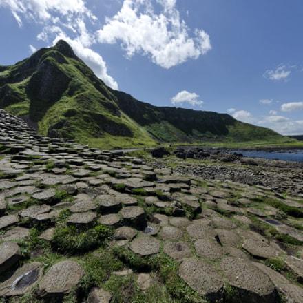 Giant's Causeway - Clochán an Aifir