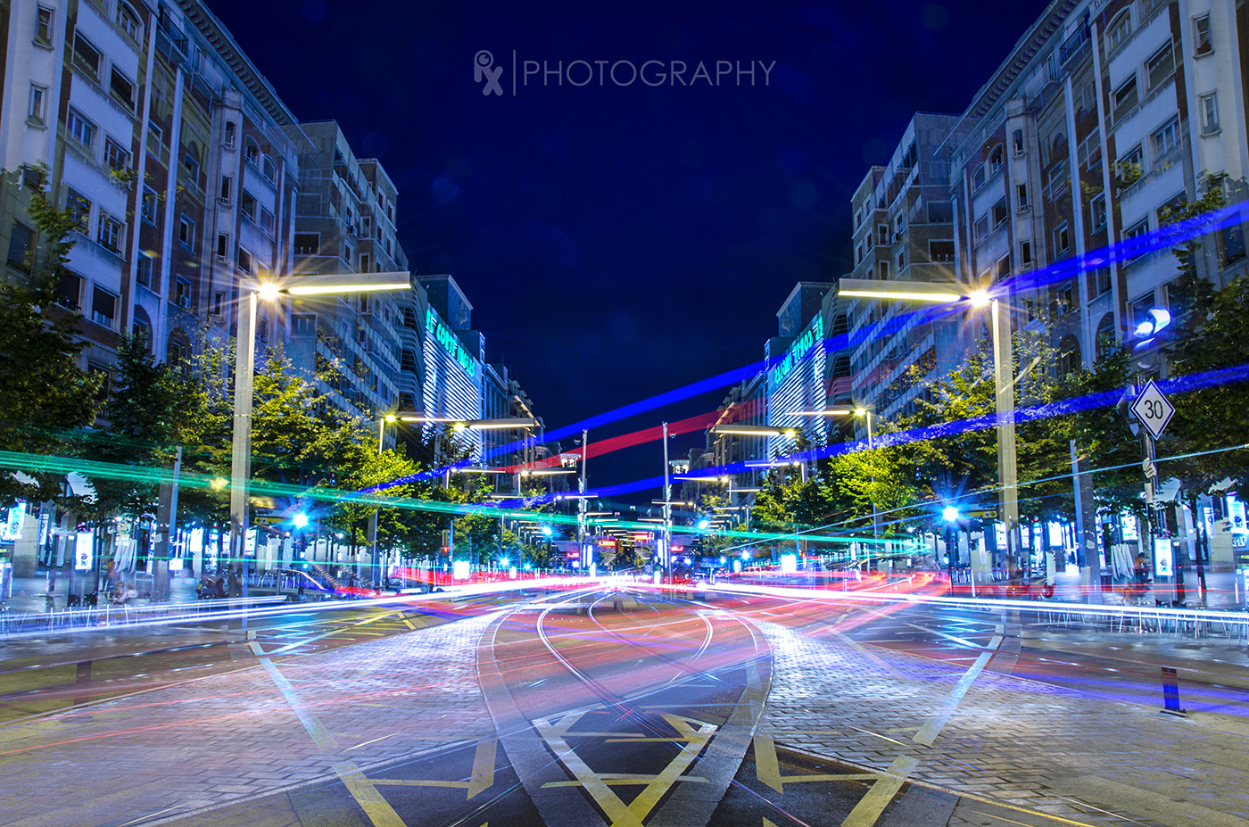 Photograph Crossing Lines by Rui Xu on 500px