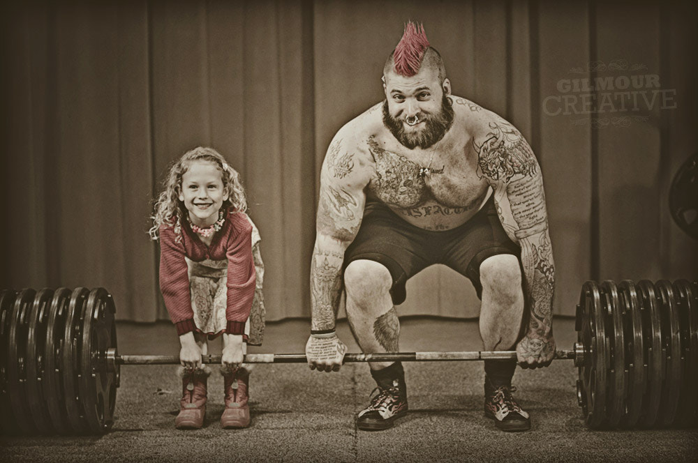Photograph Freakshow and the girl by Gilmour Creative on 500px
