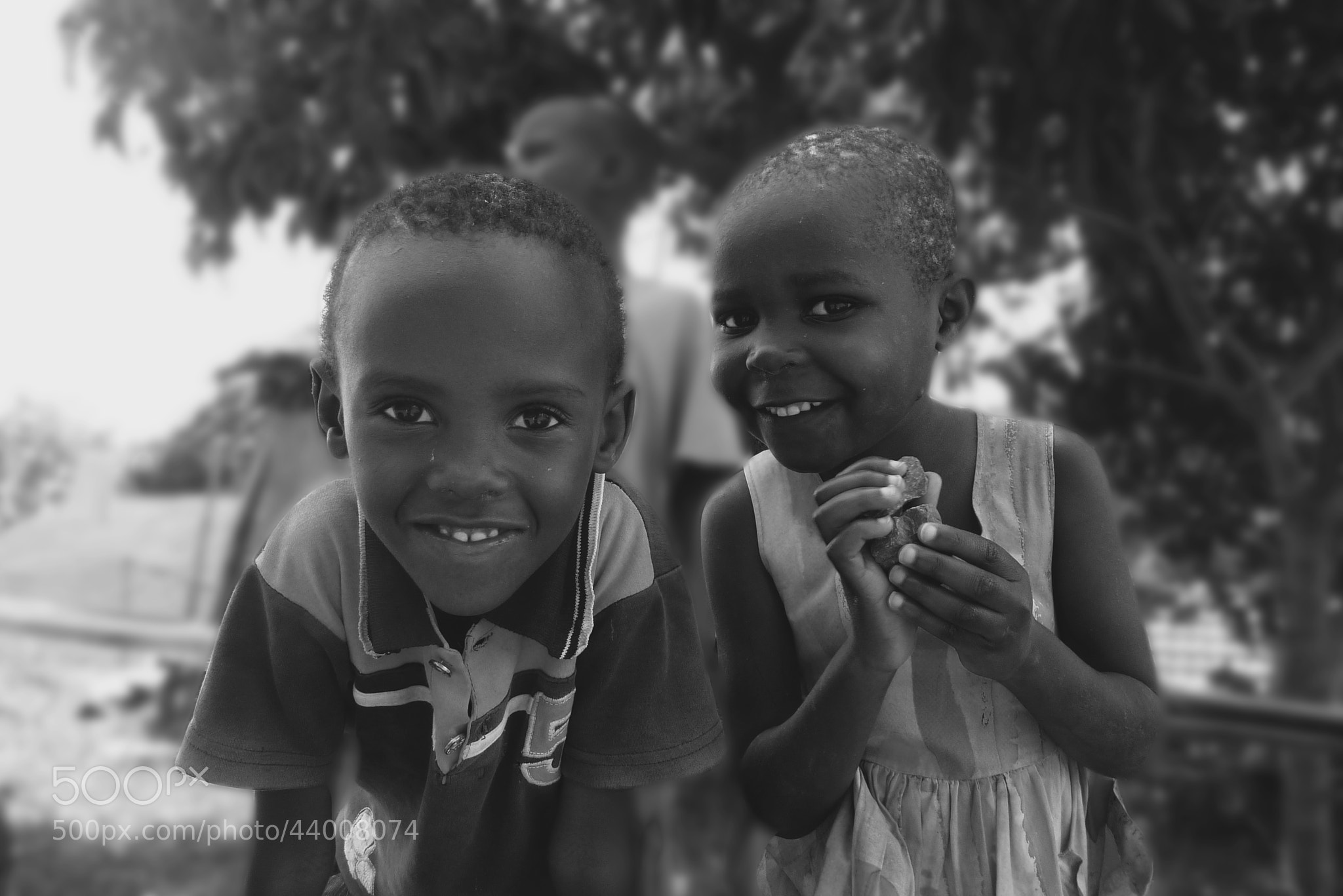 Photograph Children's Smile by Fine T. on 500px