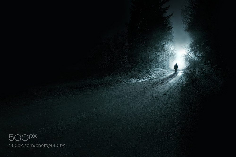 Photograph Stranger by Mikko Lagerstedt on 500px