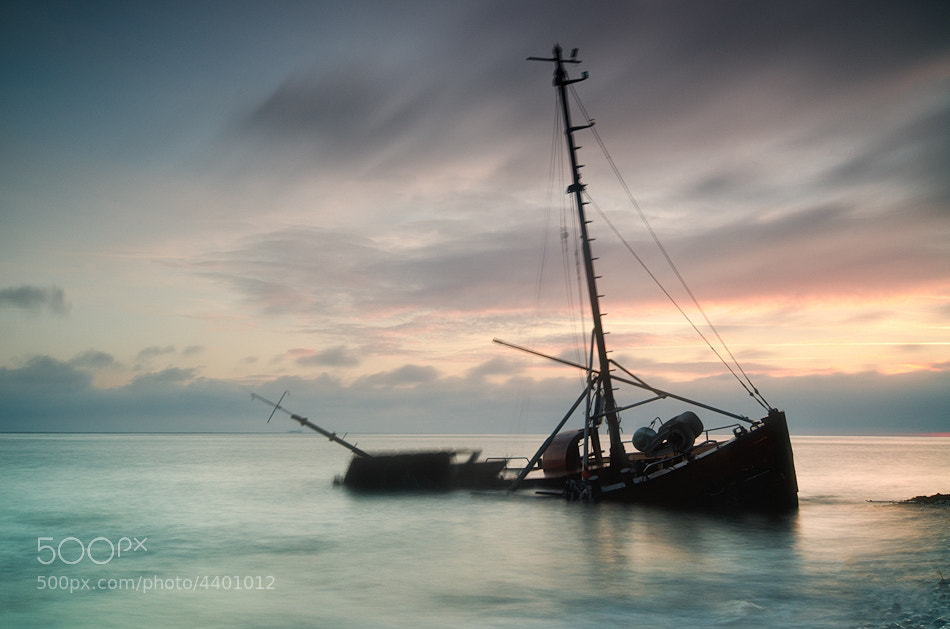 Photograph About Shipwreck by Dietrich Bojko on 500px