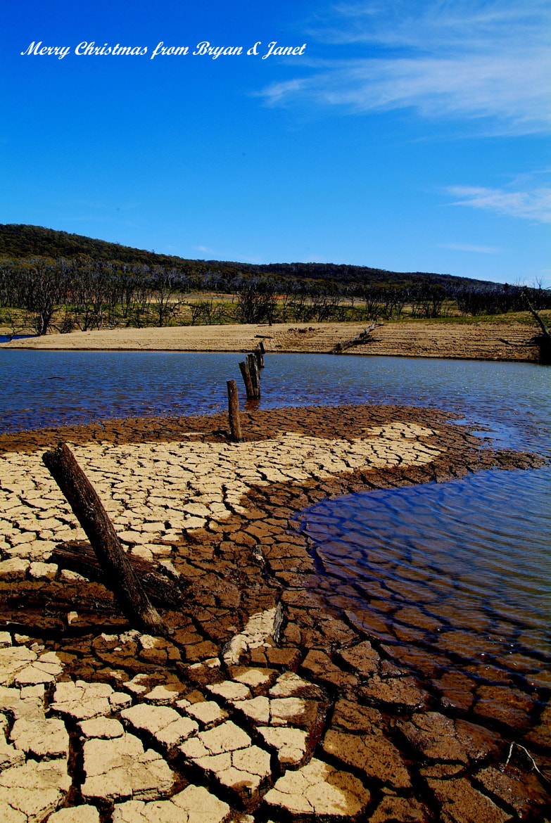 Photograph A dry Eucumbene by Bryan Cossart on 500px