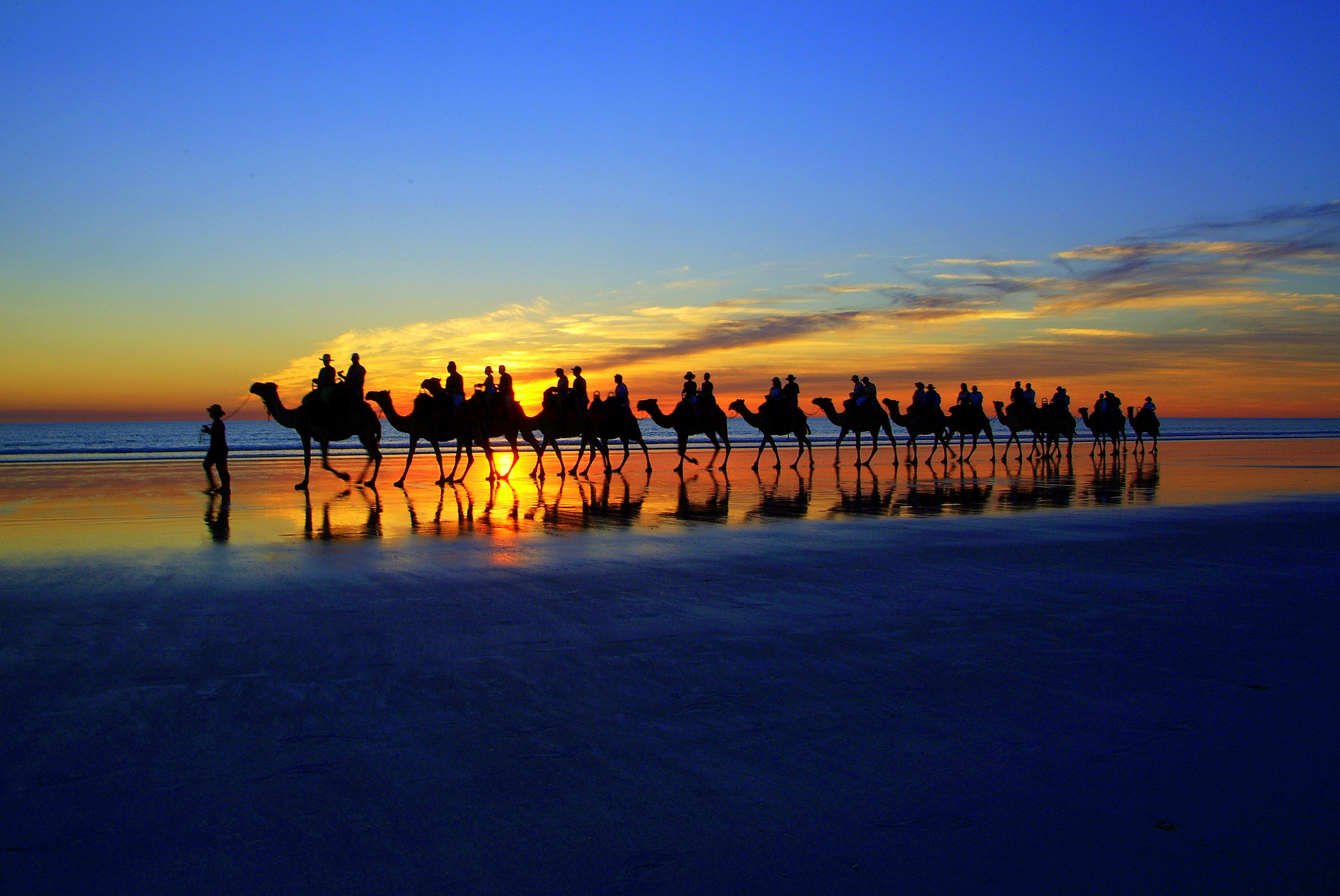 Photograph Cable Beach by Bryan Cossart on 500px