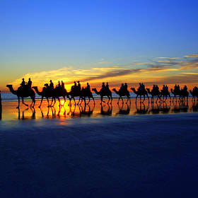 Cable Beach by Bryan Cossart (bcossart)) on 500px.com