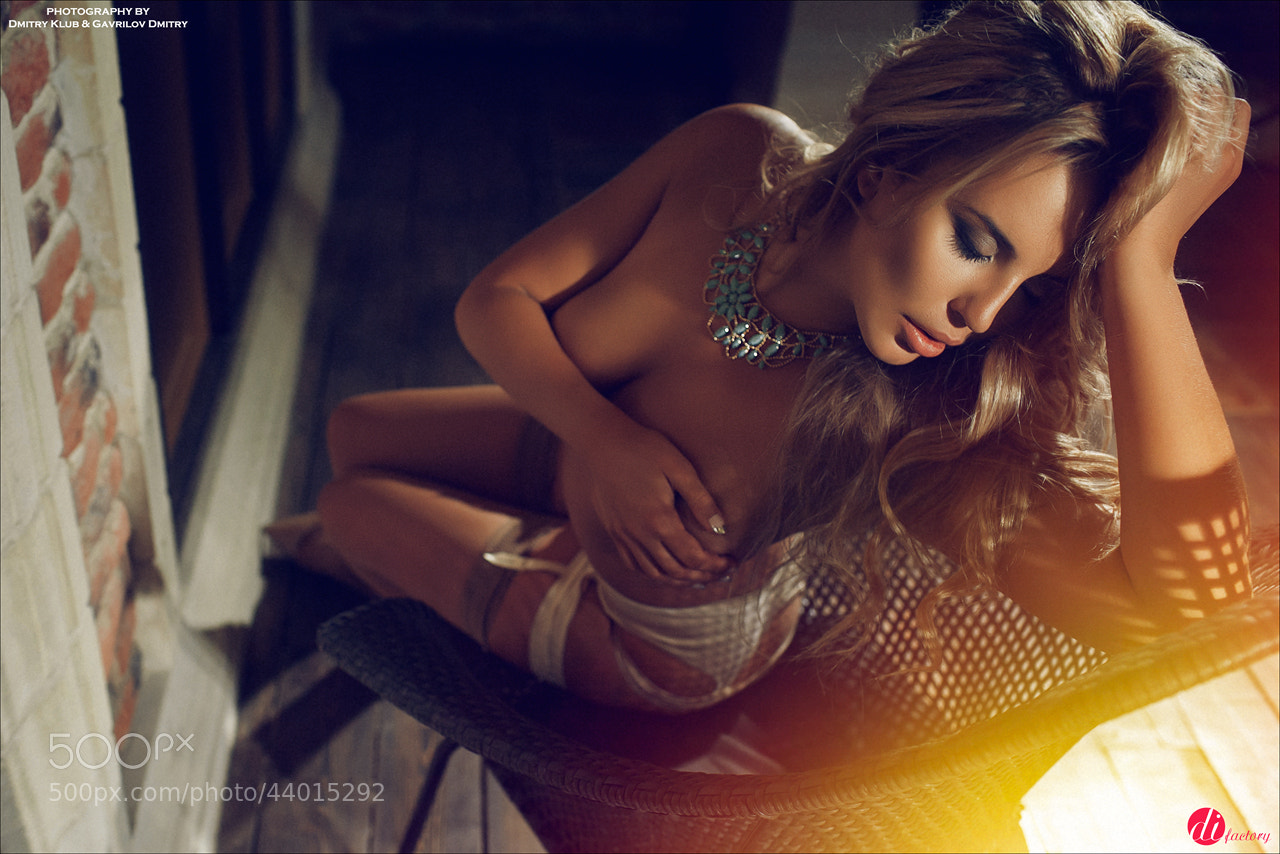 Photograph Alina by Dmitry Klub on 500px