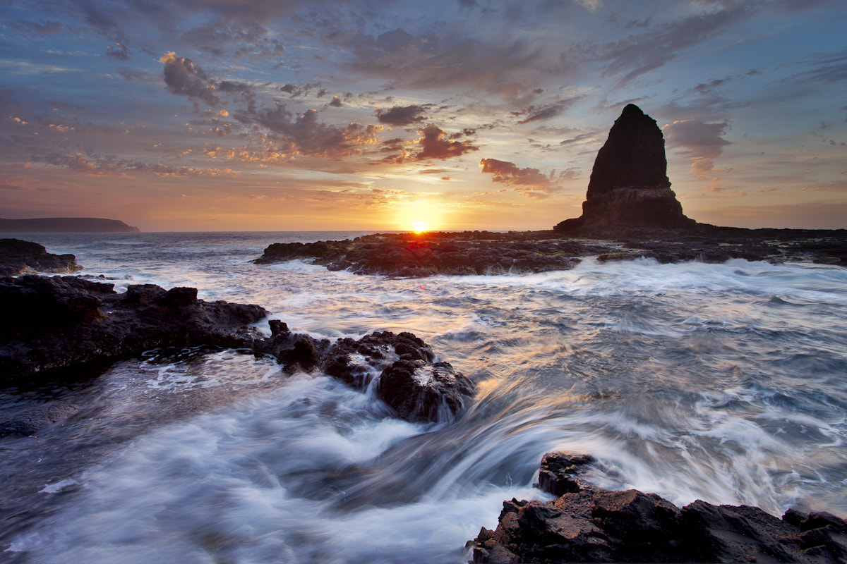 Photograph First light by Nathan Kaso on 500px