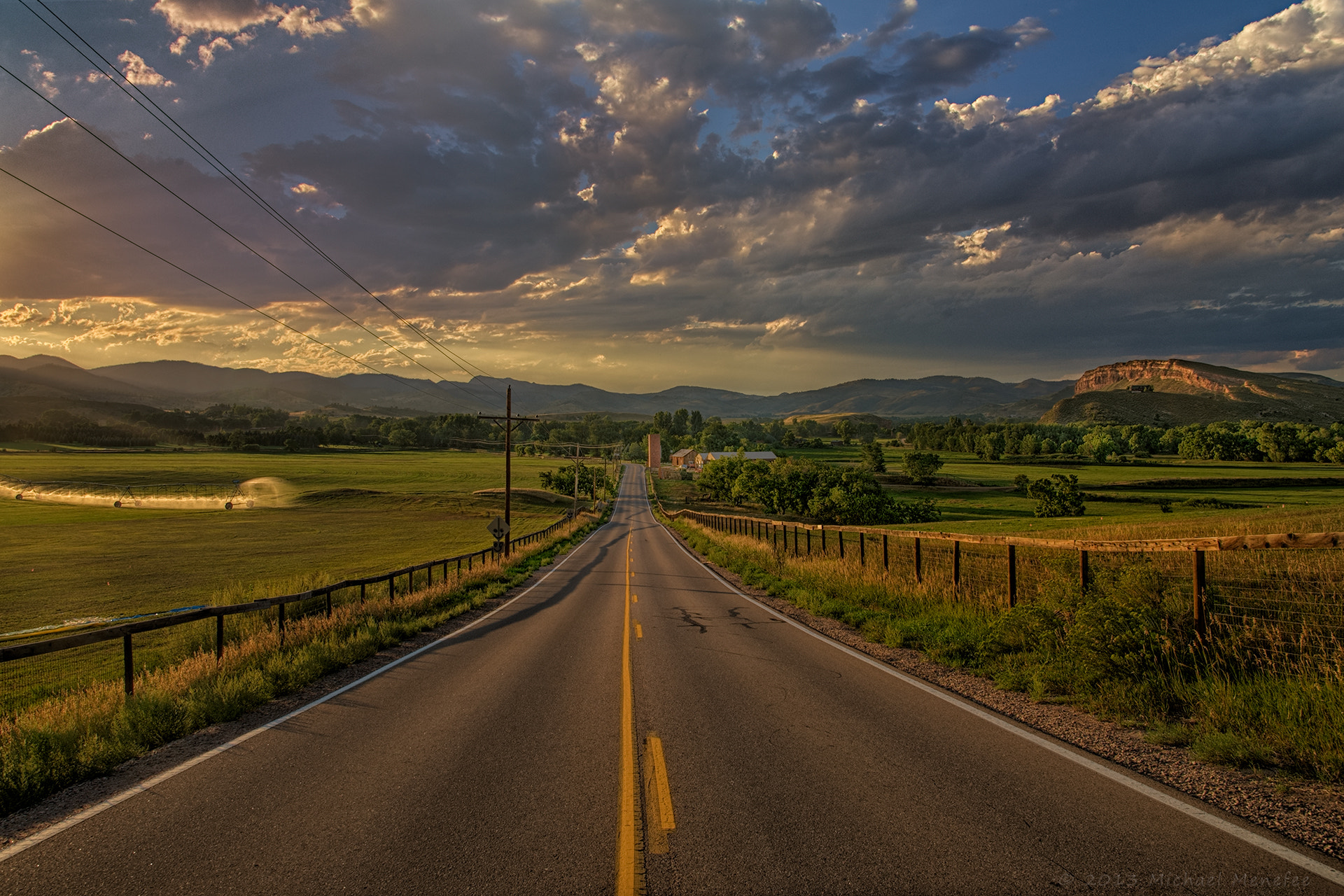Photograph Driving Into Serenity by Michael Menefee on 500px