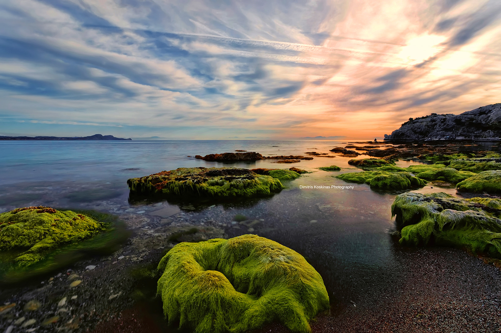 Photograph Sunrise at Rhodes by Dimitris Koskinas on 500px