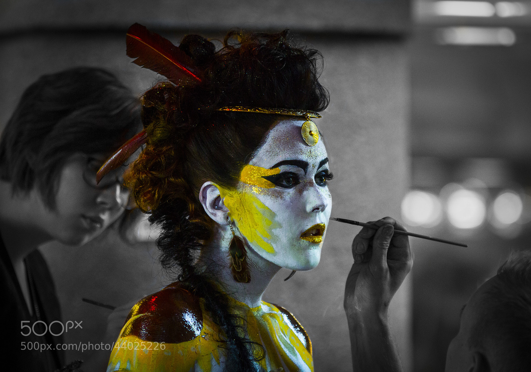 Photograph Chocolate Girl by p5000 on 500px