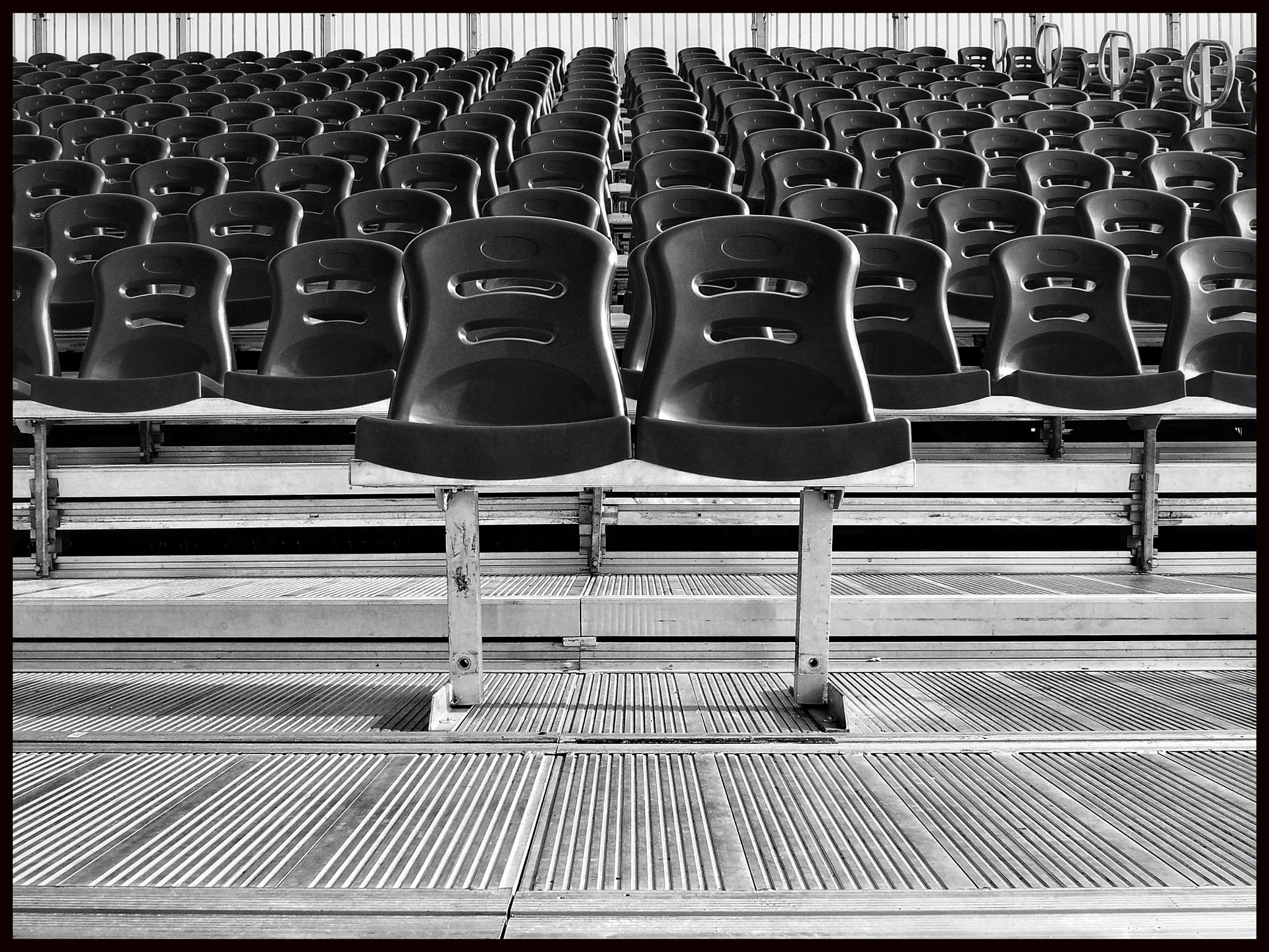 Photograph Grandstands by T. Malachi Dunworth  on 500px