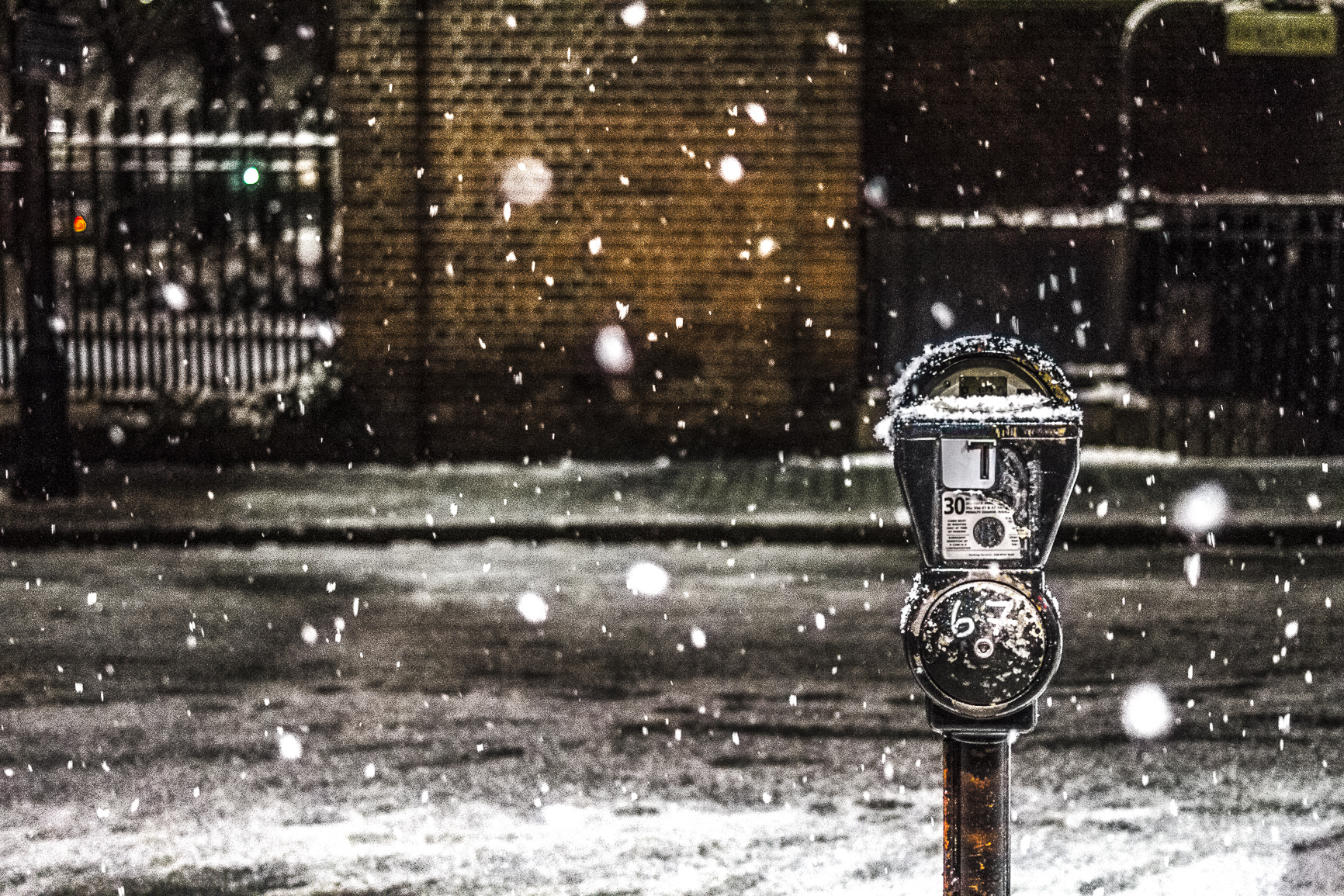 Photograph The Parking Meter still continues counting... by Victor Alexandre on 500px