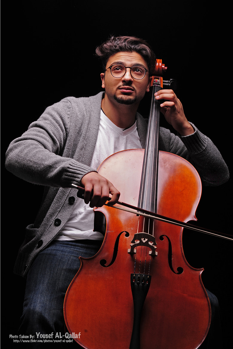 Photograph Cello player by Yousef Al Qallaf on 500px