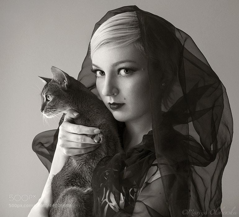 Photograph Sheer Strangers by Mariya Olshevska on 500px