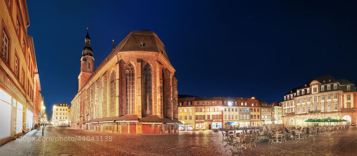 Photograph Heidelberg my love by Armin Barth on 500px