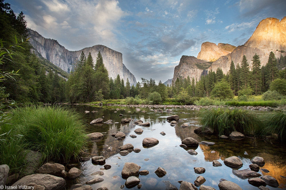 Photograph Merced River, Yosemite National Park by Israel Yulzary on 500px