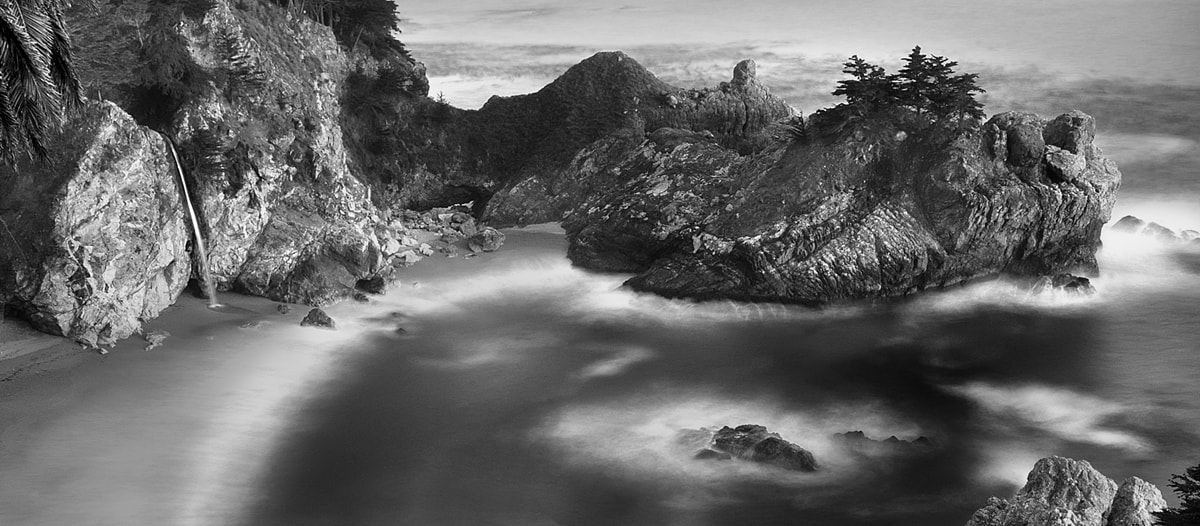 Photograph McWay Falls by Dustin Penman on 500px