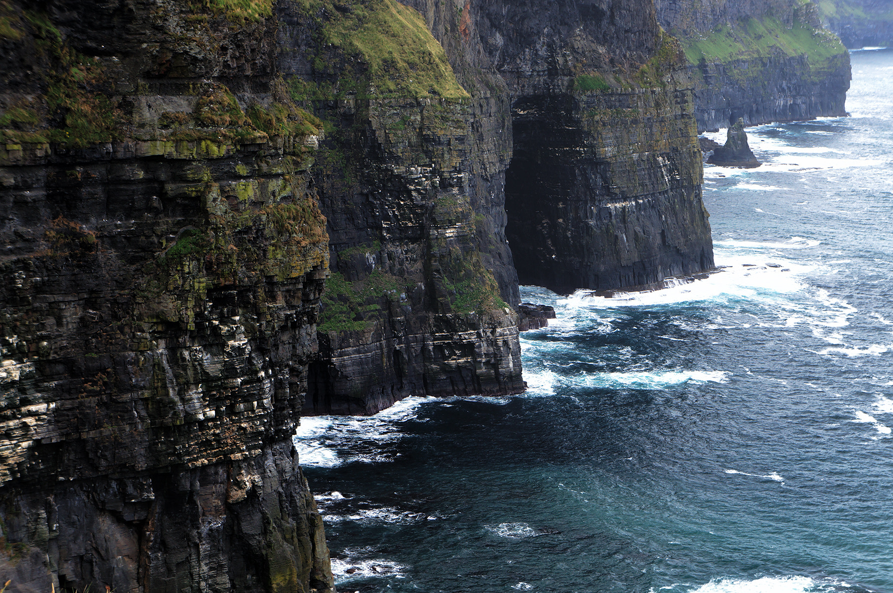 Photograph Cliffs of Moher by Chris Eaves on 500px