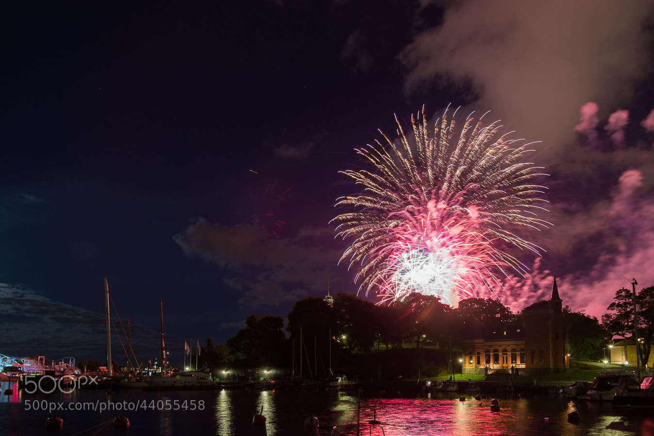 Photograph 130th anniversary of gronalund by Hamed Rafi on 500px