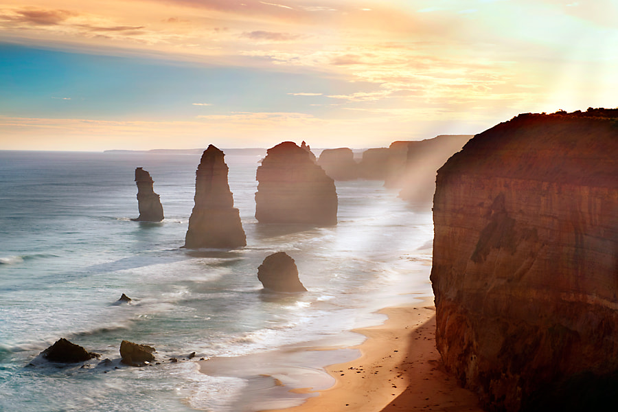 Photograph Twelve Apostles by Beloon  on 500px