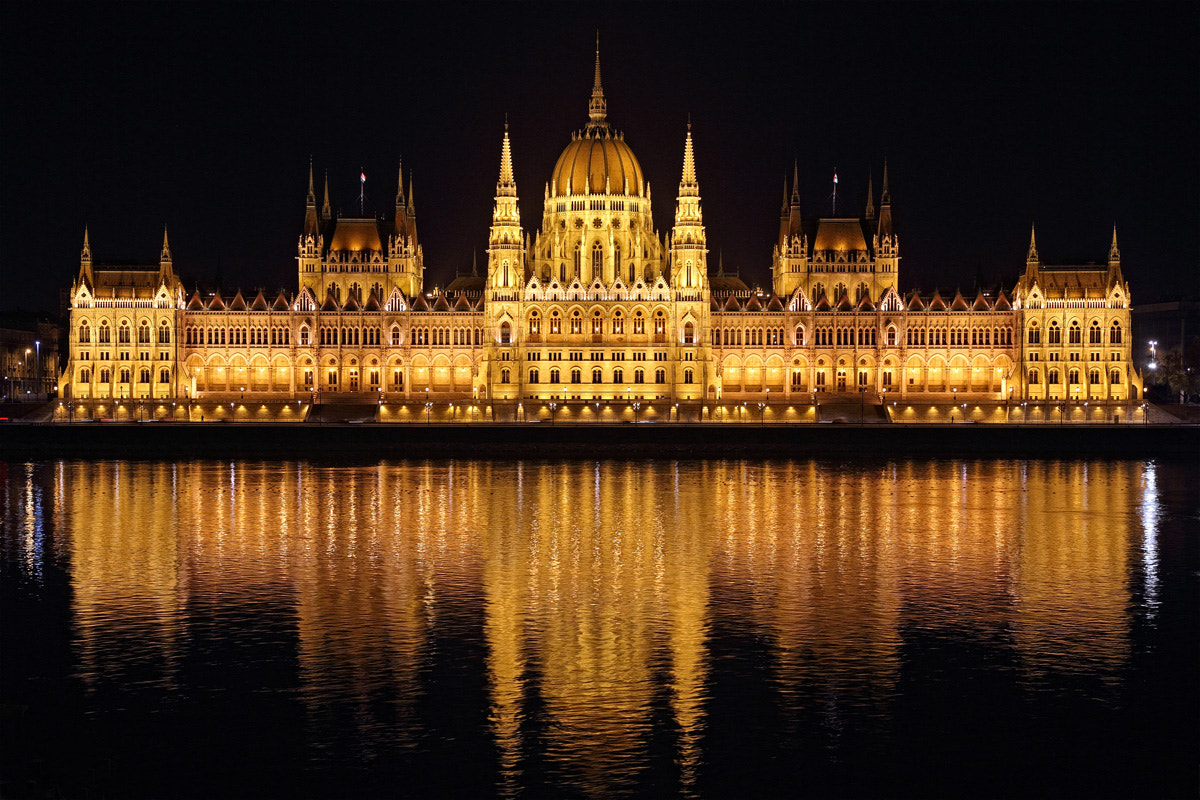 Photograph Budapest Parlament by Helmut Lager on 500px