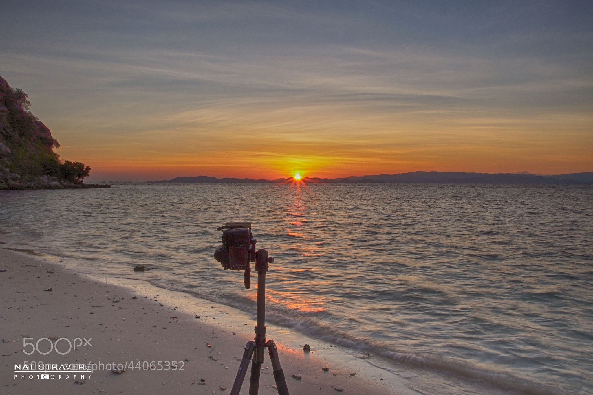 Photograph Kanawa sunrise by Nathalie Stravers on 500px