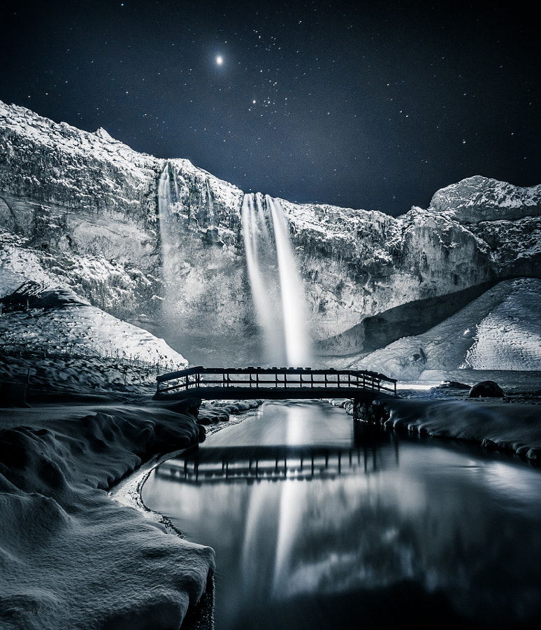 Winter Reflections by Derek Kind on 500px.com