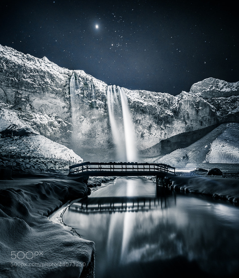Photograph Winter Reflections by Derek Kind on 500px