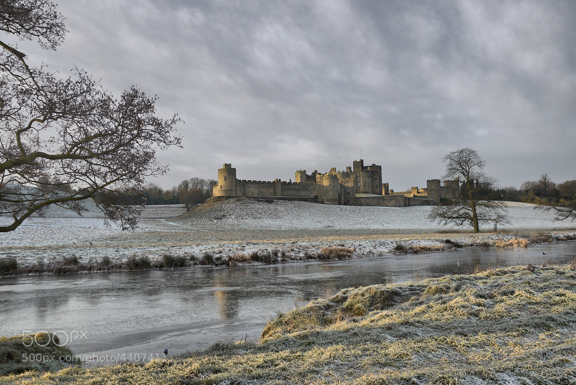 Photograph Alnwick Castle  by Stevie Wonder on 500px