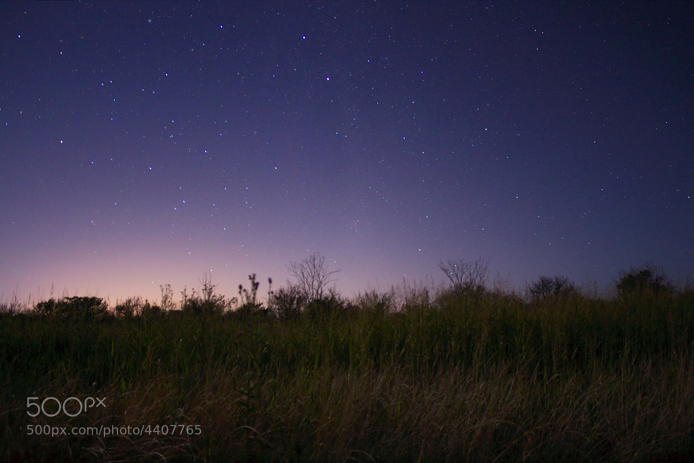 Photograph Night & Stars by Leonardo Mar on 500px