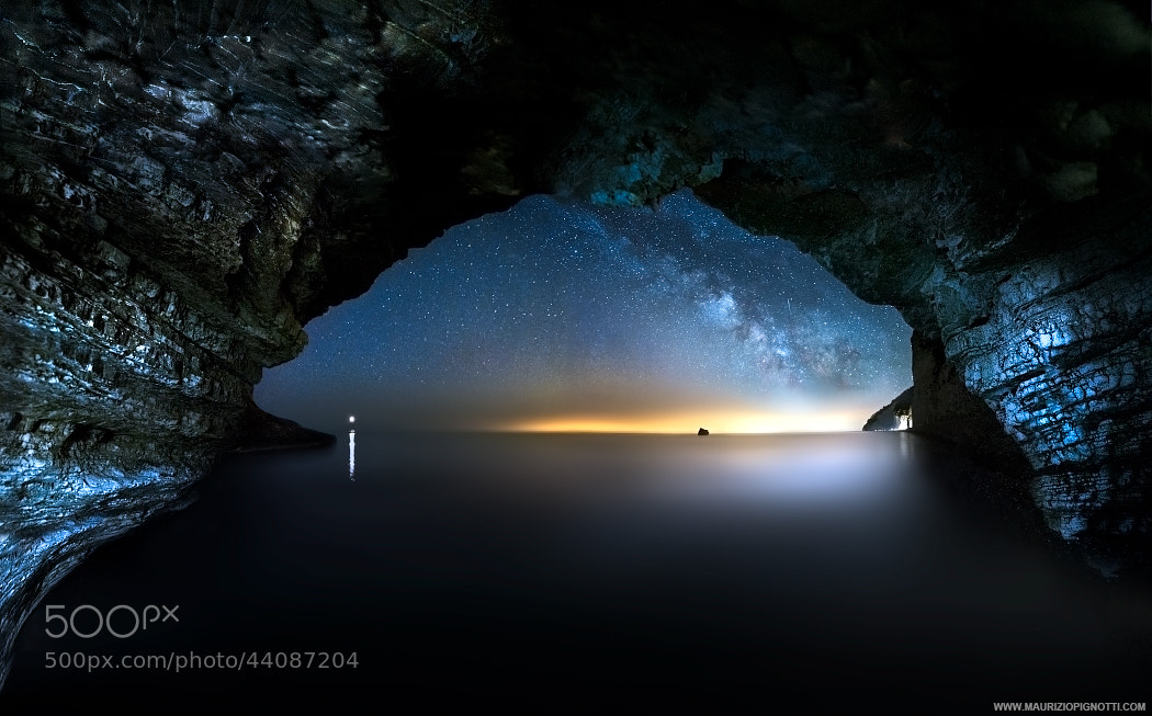 Photograph Cave Paradise by Maurizio Pignotti on 500px