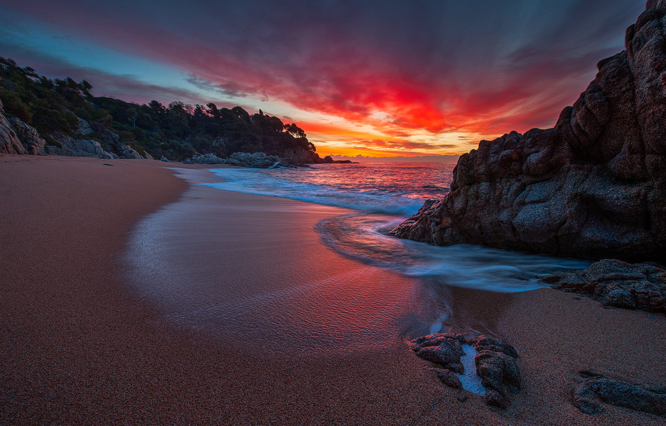 Photograph Lights of the dawn by Manel Galera on 500px