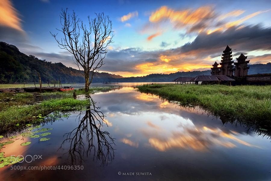 Photograph Tamblingan Lake by Made Suwita on 500px