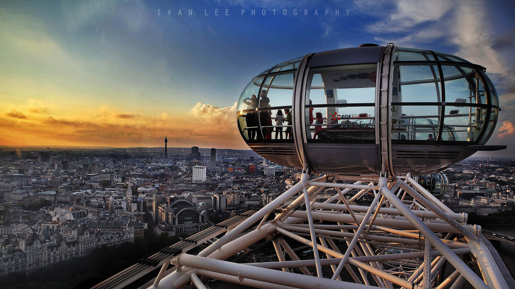 Photograph Top of London by Ivan Lee on 500px