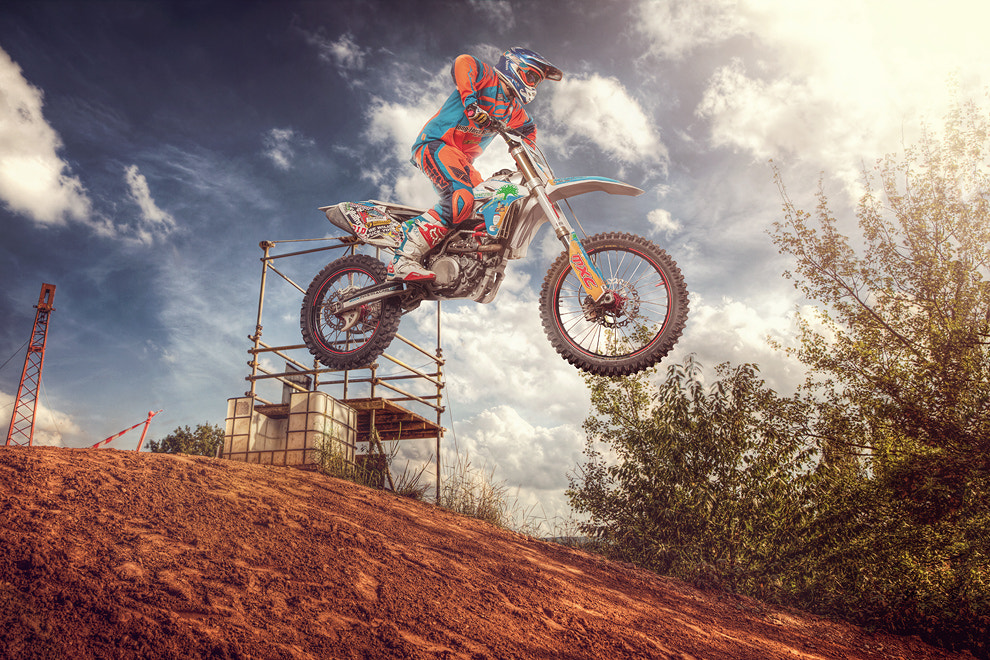 Photograph MOTOCROSS by Calvin Hollywood on 500px