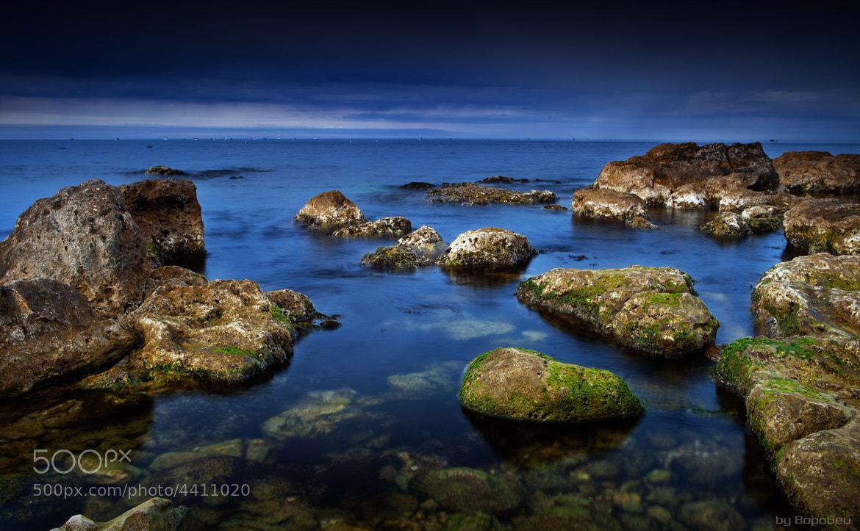 Photograph Beach of Hersonissos by Dmitriy Vorobey on 500px
