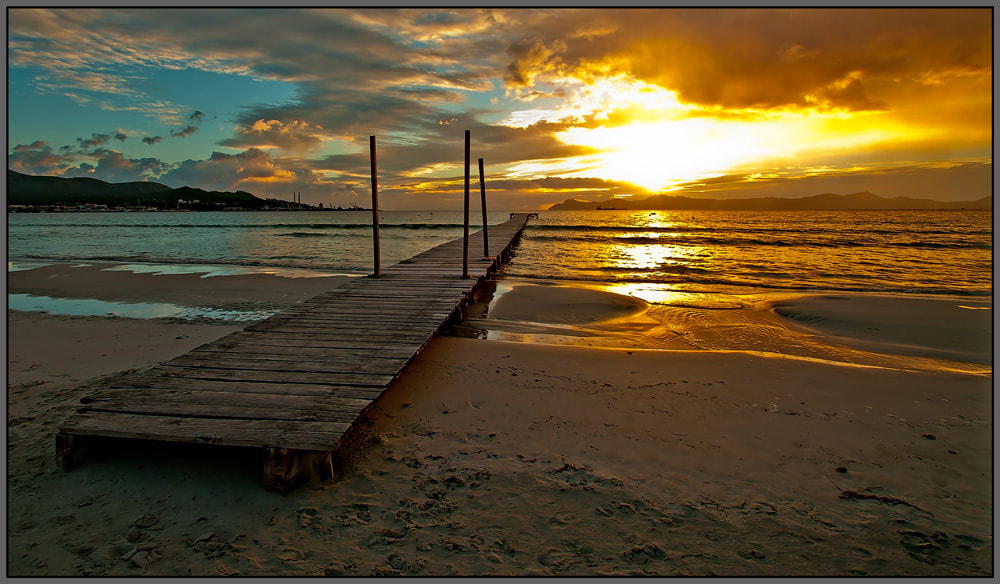Photograph Dock of the bay II by Javier Rodriguez on 500px
