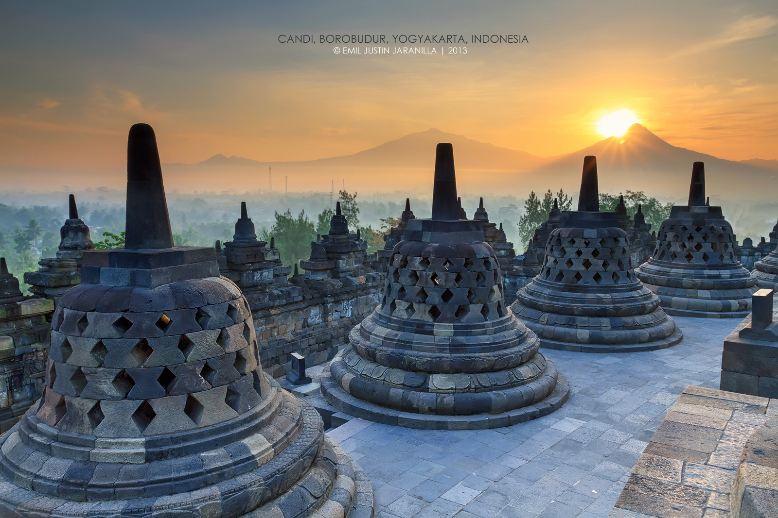 Photograph Candi Borobudur by Emil Justin Jaranilla on 500px