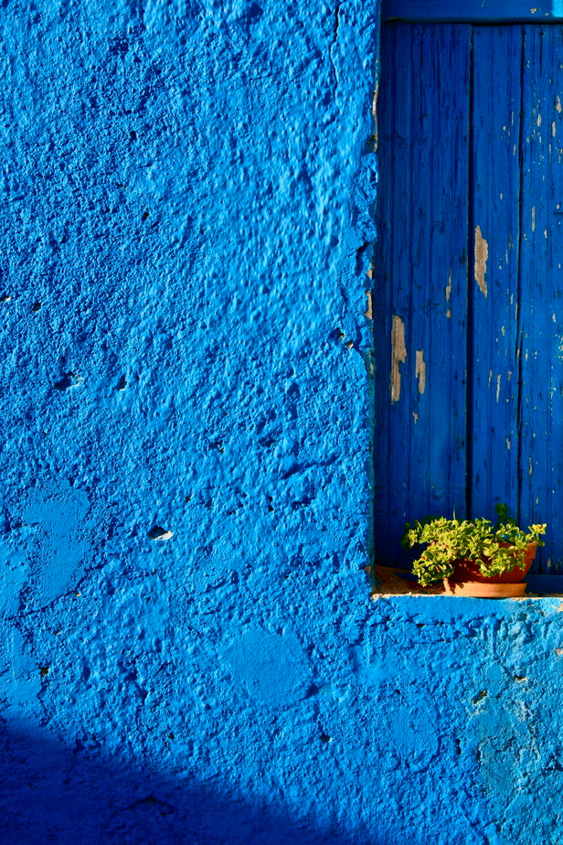Photograph blue by Nikos Metaxiotis on 500px