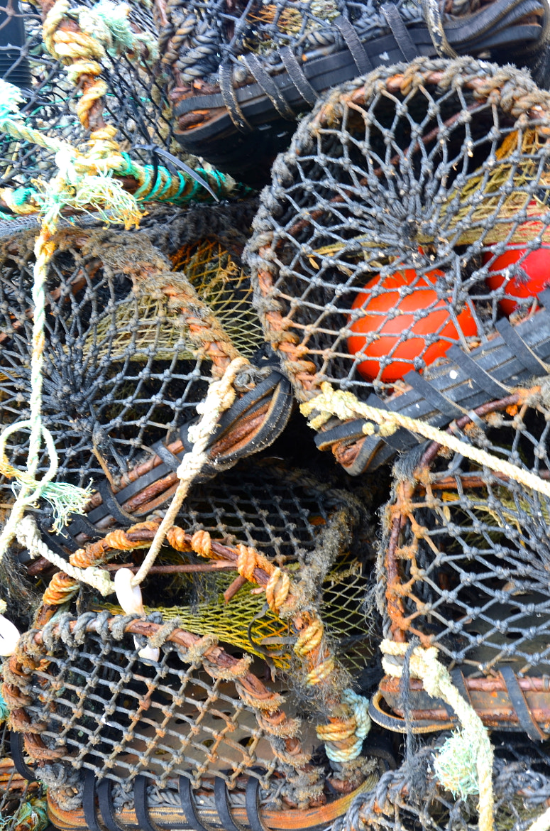 Photograph lobster pots by tony martin on 500px