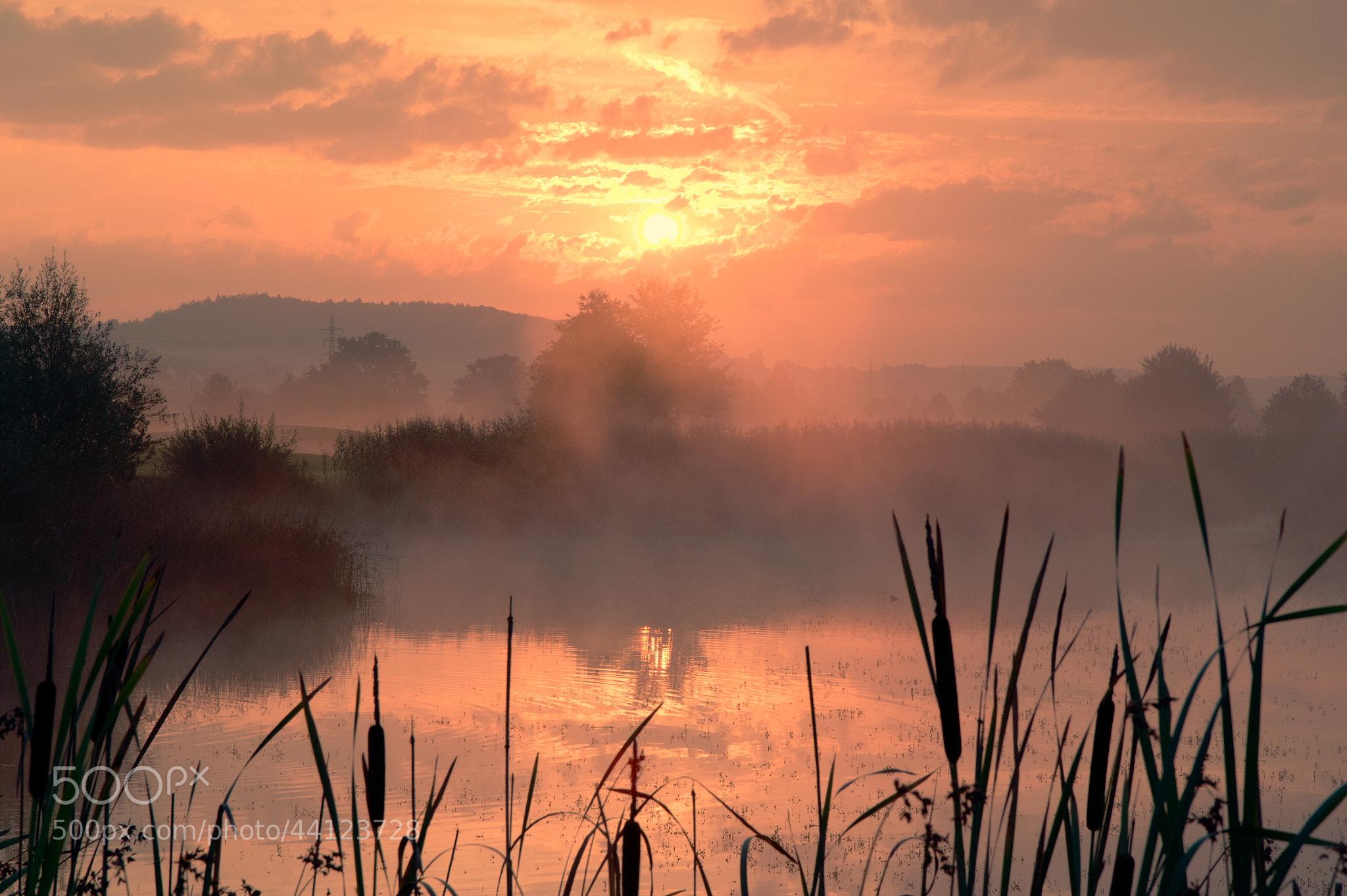 Photograph Sunrise II by Pascal Thalmann on 500px